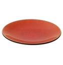 Jars Ceramics Tourron Orange Dinner Plate 10.2""