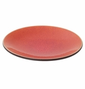 Jars Ceramics Tourron Orange Dessert Plate 7.9""
