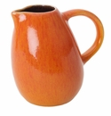 Jars Ceramics Tourron Orange Creamer 10.1 oz