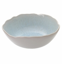 "Jars Ceramics Plume Ocean Blue Fruit Bowl 6""X2.6"""