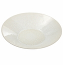 "Jars Ceramics Vuelta White Pearl Soup Bowl L 9"" X 2.2"""