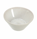 "Jars Ceramics Vuelta White Pearl Mini Bowl 3.15"" X 1.4"""