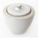 Jars Ceramics Vuelta White Pearl Sugar 3.4 oz