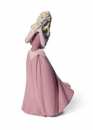 Nao Porcelain Disney Princess Aurora Sleeping Beauty Figurine