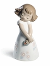 Nao Porcelain Love is�her Figurine