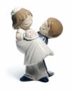 Nao Porcelain Love is�you and me Figurine