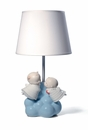Nao Porcelain Little Angels Lamp