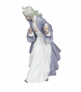 "Nao Porcelain ""King Balthasar with Jug"" Figurine by Lladro"