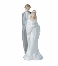 "Nao Porcelain ""Love always"" Figurine by Lladro"