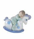 "Nao Porcelain ""Rock me to Sleep"" Figurine by Lladro"