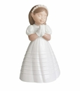 "Nao Porcelain ""My first communion"" Figurine by Lladro"