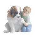"Nao Porcelain ""Let me make it better"" Figurine by Lladro"