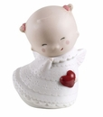 "Nao Porcelain ""Pretty little angel"" Figurine by Lladro"