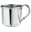 Salisbury Pewter Engravable Easton Baby Cup