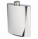 Salisbury Pewter Engravable Hip Flask