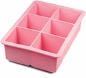 Tovolo King Ice Cube Tray Pink