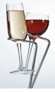 Tovolo Steady Sticks Wine/Champagne Glass Holders Set of 2