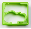 Tovolo Sandwich Cutter - Hippo & Alligator