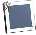 Vera Wang Love Knots 5x5 Photo Frame
