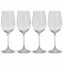 Waterford Marquis Crystal White Wine Set of 4