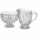 Waterford Marquis Crystal Sheridan Sugar & Creamer