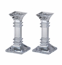 Waterford Marquis Crystal Treviso 6� Candlestick, Pair