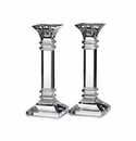 Waterford Marquis Crystal Treviso 8� Candlestick, Pair
