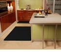 Wellnessmats Anti-Fatigue Kitchen Floor Mat-Black-5x4