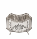 Andrea by Sadek Silver Plated Footed Centerpiece