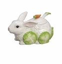 J Willfred Bunny Tureen Set