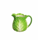 J Willfred Small Cabbage Pitcher