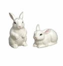 J Willfred Bunny Salt & Pepper Pair