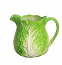 Andrea by Sadek Large Cabbage Pitcher