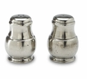 Match Italian Pewter Piccoli Salt and Pepper Shaker Set