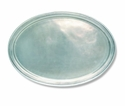 Match Italian Pewter Oval Tray Extra Large