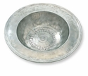 Match Italian Pewter Wide Rimmed Bowl