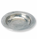 Match Italian Pewter Round Serving Bowl Large