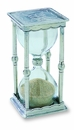 Match Italian Pewter Square Hourglass Large