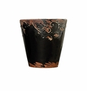 "Skyros Designs 6"" Vintage Garden Pot - Black"