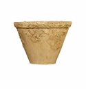 "Skyros Designs 4.75"" Reboco Garden Pot - Painted Sand"