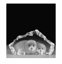 Mats Jonasson Maleras Swedish Crystal Seal Pups