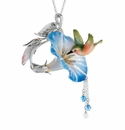 Franz Hummingbird Design Necklace