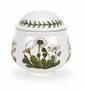 Portmeirion Botanic Garden Romantic Covered Sugar Bowl