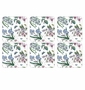 Pimpernel Portmeirion Botanic Garden Chintz Coasters Set of 6