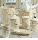 Skyros Designs Ana Bath Tumbler - Almond