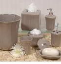 Skyros Designs Royale Bath Waste Basket - Taupe