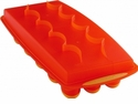 Orka Ice Cube Tray - Orange