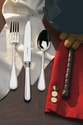 Ricci Flatware Ascot Stainless Steel Flatware