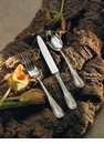 Ricci Flatware Merletto Stainless Steel Flatware