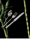 Ricci Flatware Bamboo Stainless Steel Flatware